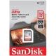 Atminties kortelė SanDisk SDHC 32 GB C10