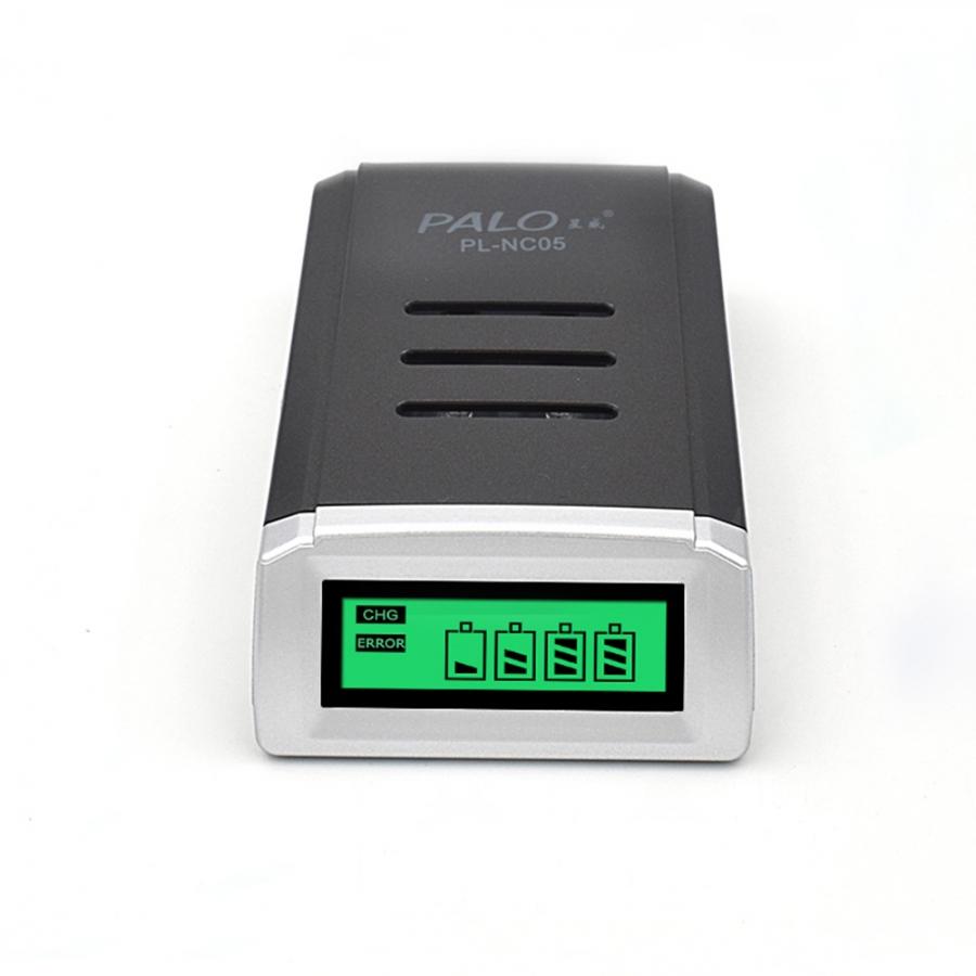 Elementų pakrovėjas PALO 4x AA, AAA