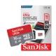 Atminties kortelė SanDisk Ultra microSDHC 16 GB C10