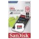 Atminties kortelė SanDisk microSDHC 128 GB C10